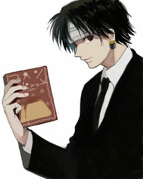 Lucifer X Male Reader: Yandere!Chrollo X Sarcastic!reader