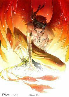 Myths- (Yandere! Mythical Creatures x Reader) - Phoenix - Wattpad