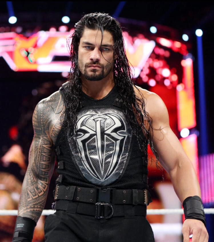 Open) - The Best Kind of Safety [Roman Reigns x OC] - Page 1 - Wattpad