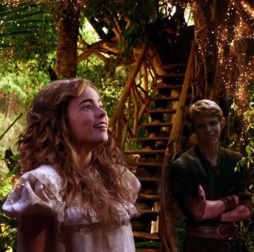 Peter Pan imagines |on...