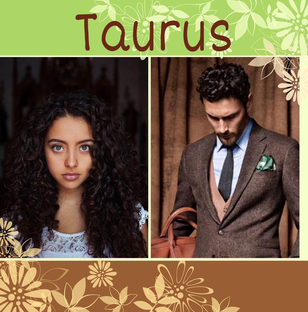 taurus man physical appearance
