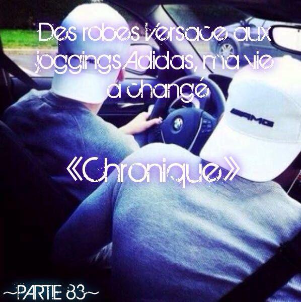Chronique Versace Aux Des Changé Robes A Joggings AdidasMa Vie ybgfY76