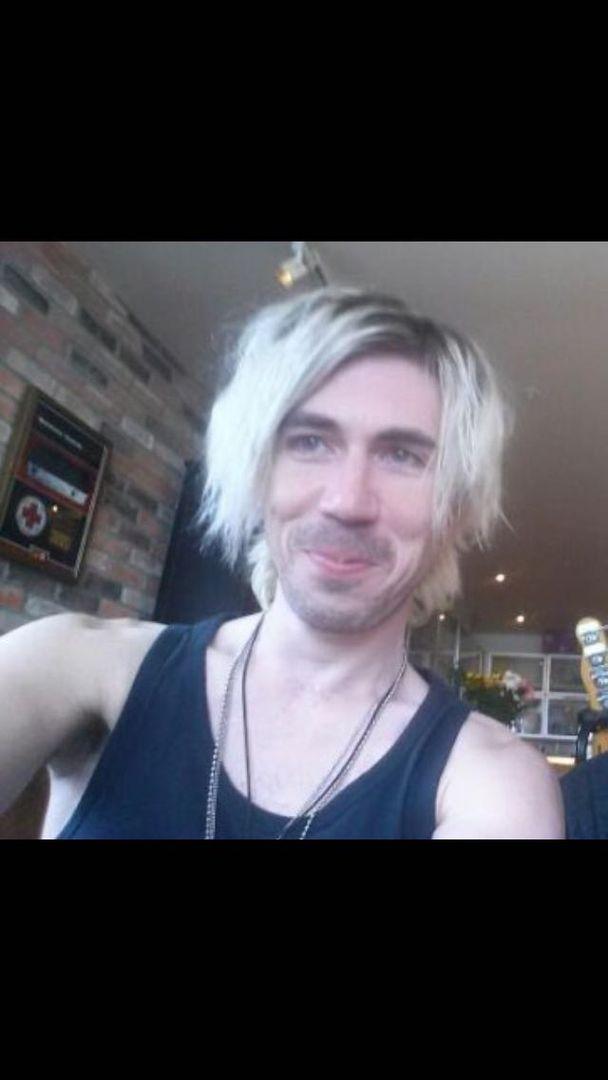 Josh ramsay new hair