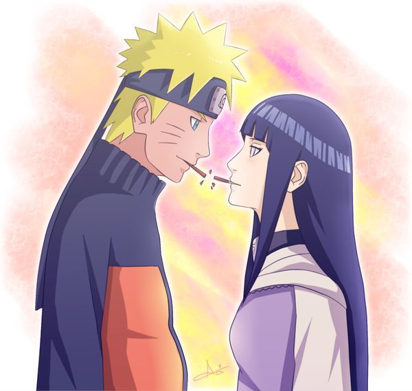 Naruto dating fanfiction