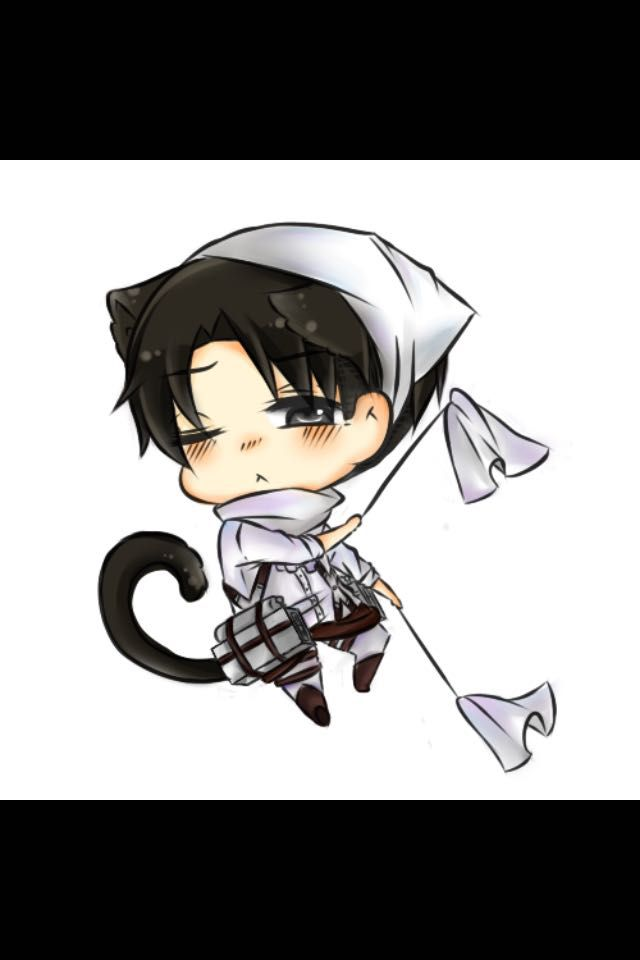 Attack on Titan one-shots - Meow~ Levi x Neko!Reader lemon - Wattpad