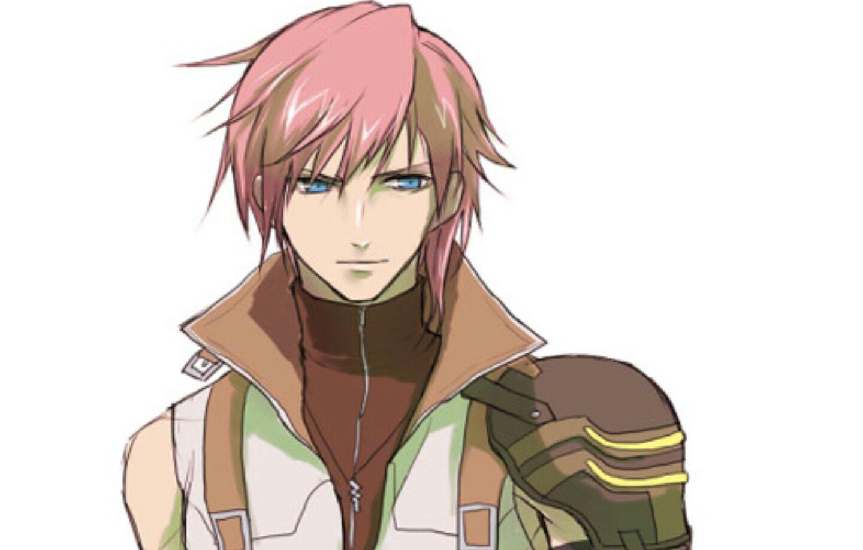Final Fantasy X Reader Fluff Male Lightning
