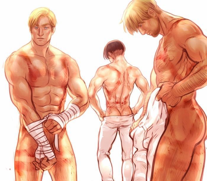 Top 10 Punto Medio Noticias | Erwin Smith X Reader X Mike
