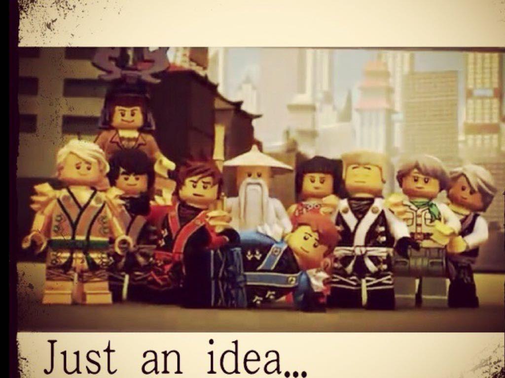 Lego Ninjago Spinjitzunun Ustaları Bir Süreliğine Haftalık