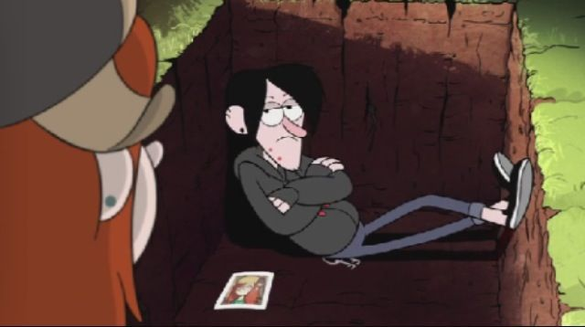 from where you are one shots  various x reader -  gravity falls  robbie valentino x reader
