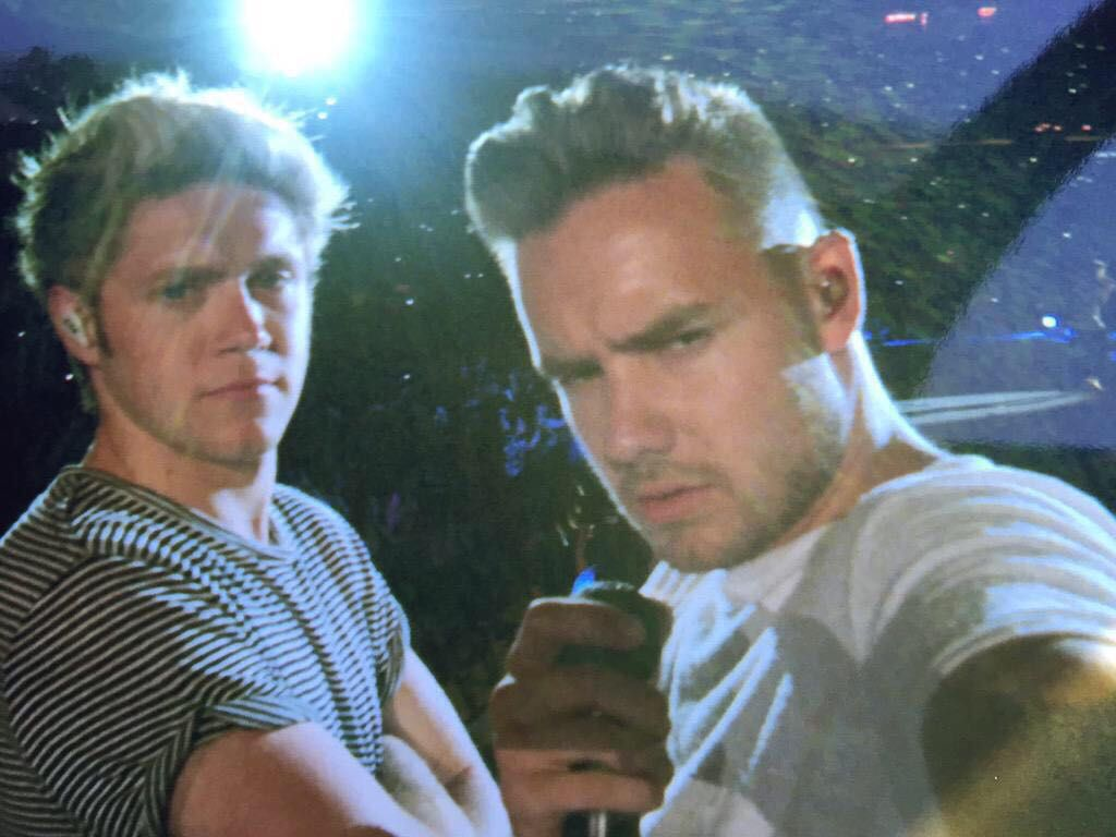 The first time - Niall Horan & Liam Payne