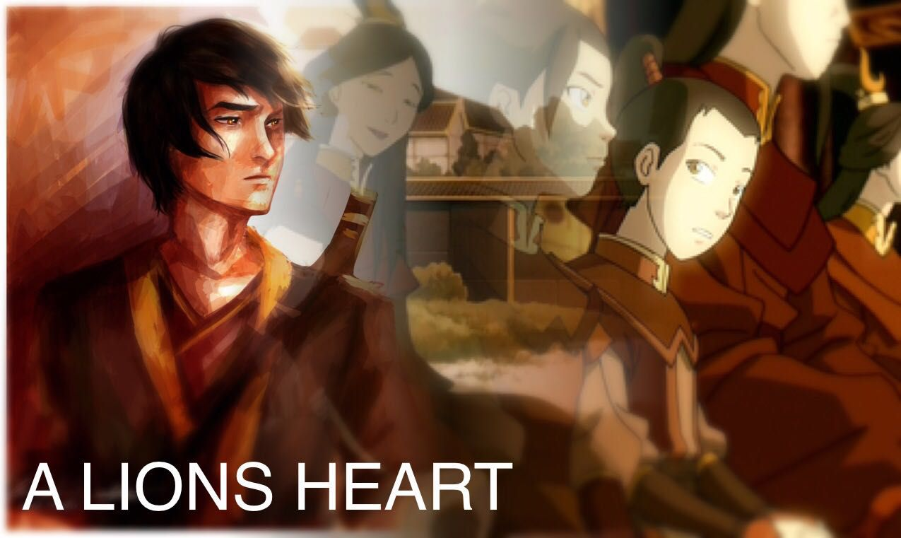 A Lion Heart - Chapter one