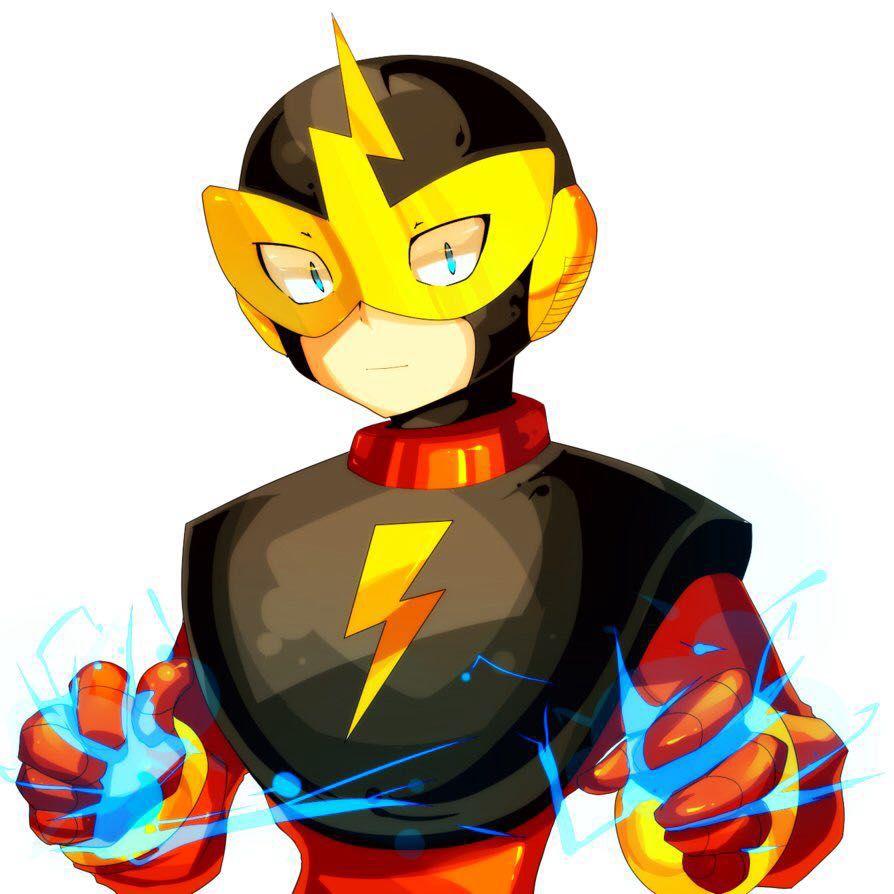 MegaMan Robot Master X Reader Oneshots