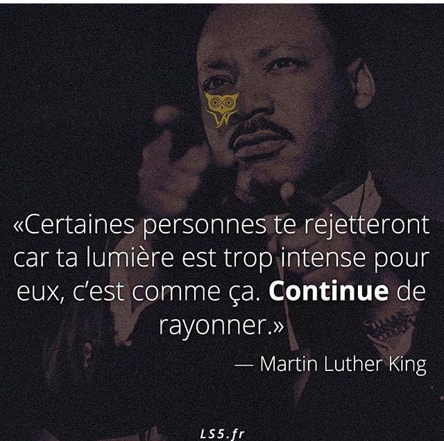 Citaten Martin Luther King : Tout plein de citation qui pourraient vous plaire
