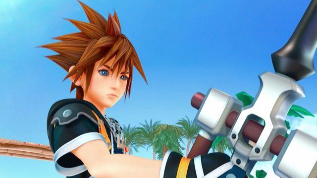 Anime and Games One-shots and Lemons - [Kingdom Hearts] Sora