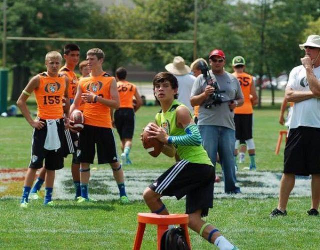 hayes grier football wwwpixsharkcom images galleries