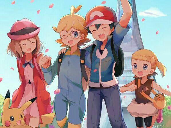 Pokemon Ash And Melody Fanfiction