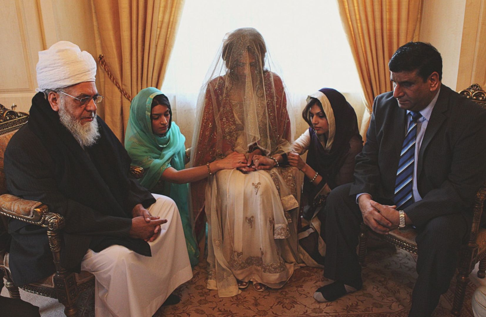 Afghanistan Hochzeit