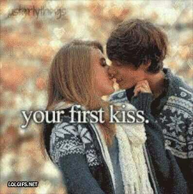 first kiss goals