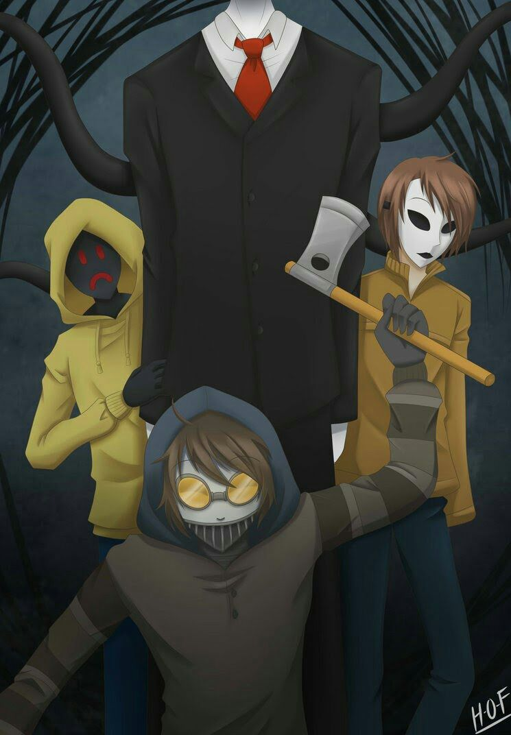 Yandere! Creepypasta x Reader ONE-SHOTS - Yandere! Creepypasta Trio