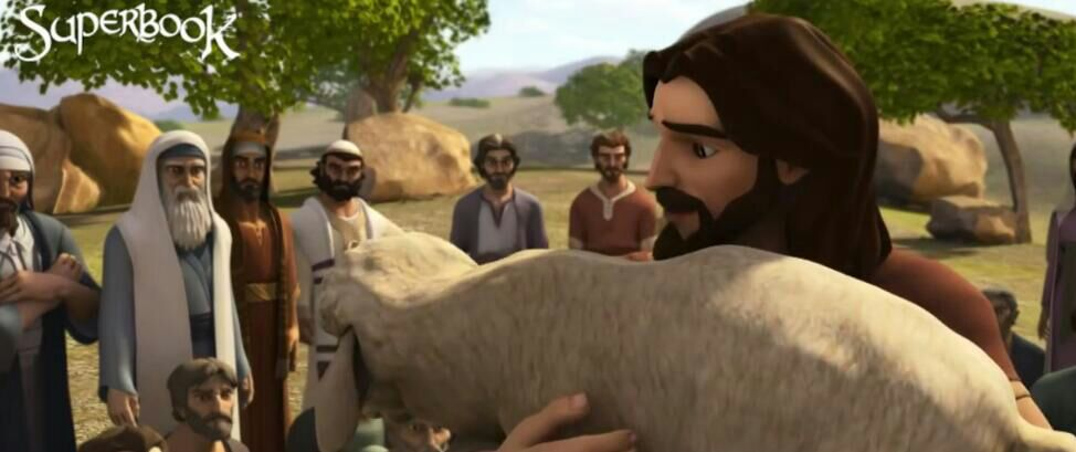 Parable of the pharisee and tax collector - 4 6