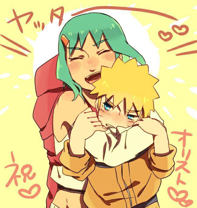 Naruto and fuu love fanfiction