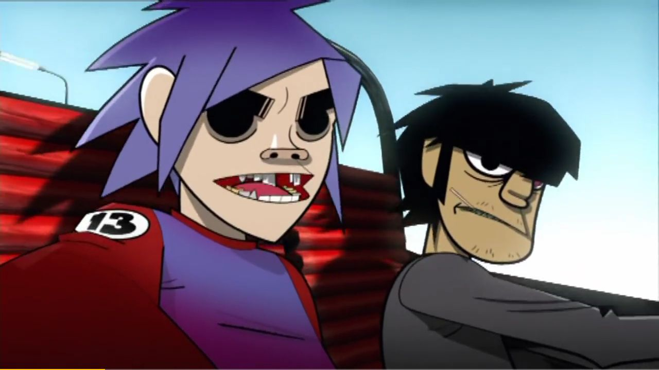gorillaz And Blur oneshots - I love you too much || 2d x