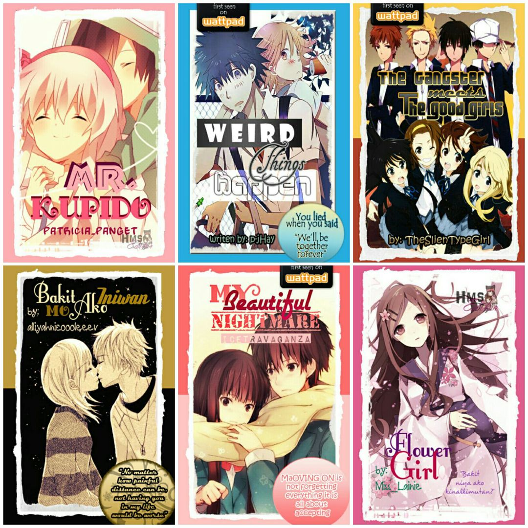 Wattpad Book Cover Ideas Anime : Gallery for gt anime book cover