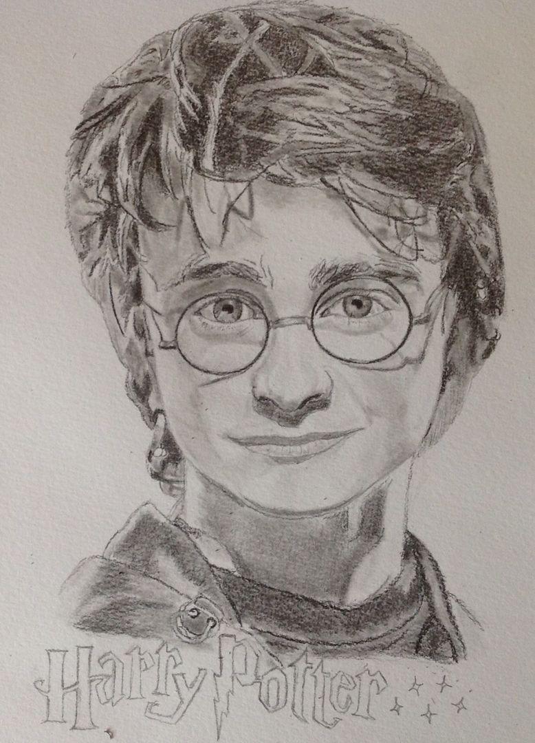 Fabuleux Les dessins d'une réaliste ! - Harry Potter terminé - Wattpad GR24