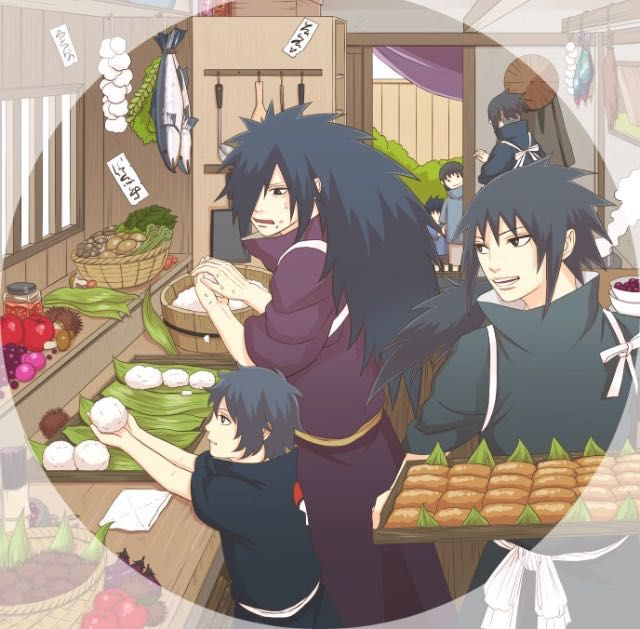 uchiha crib madara uchiha x reader happy family end wattpad