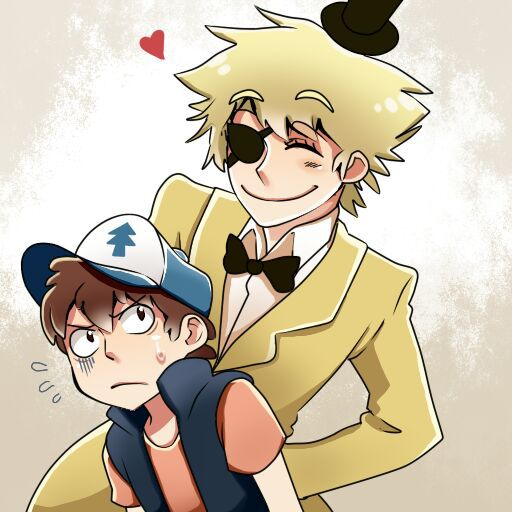 Abducted By My Lover (Bill Cipher X Reader X Dipper Pines