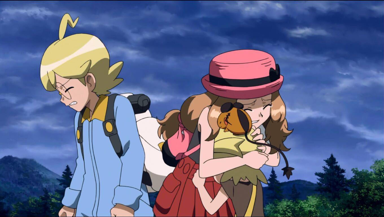 Pokemon X/Y : serena vs Miette ( amourshipping ) - Capitulo especial: la  despedida.. Una noche para recordar - Wattpad