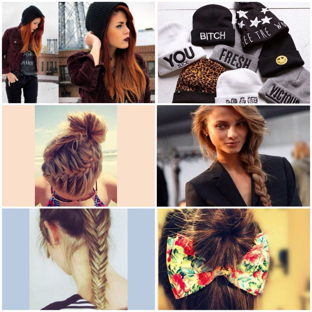 Okul saçı modelleri lise