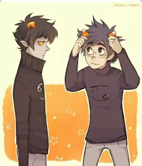 Homestuck Bro X Reader Lemon
