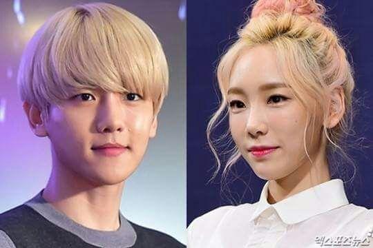 Taeyeon baekhyun incontri netizenbuzz