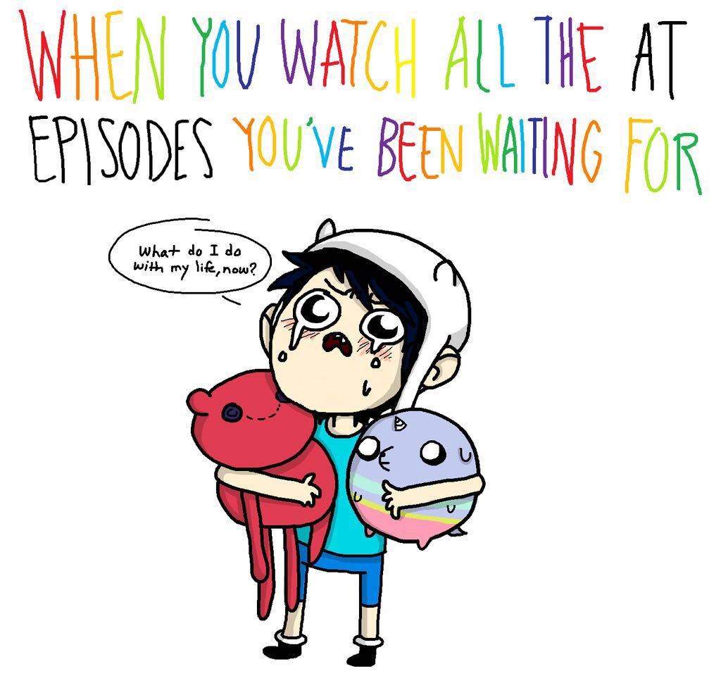 Adventure Time Fans Only! - What is Life?! - Wattpad