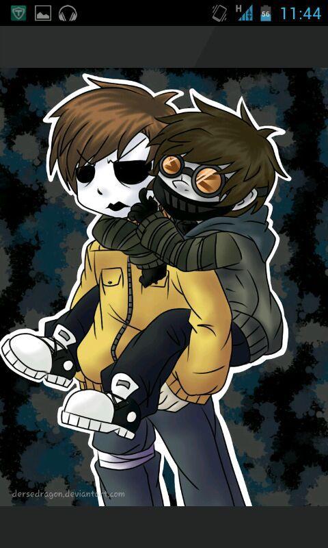 Creepypasta Lemons (Discontinued) - Neko!Toby x Masky x Hoodie - Wattpad