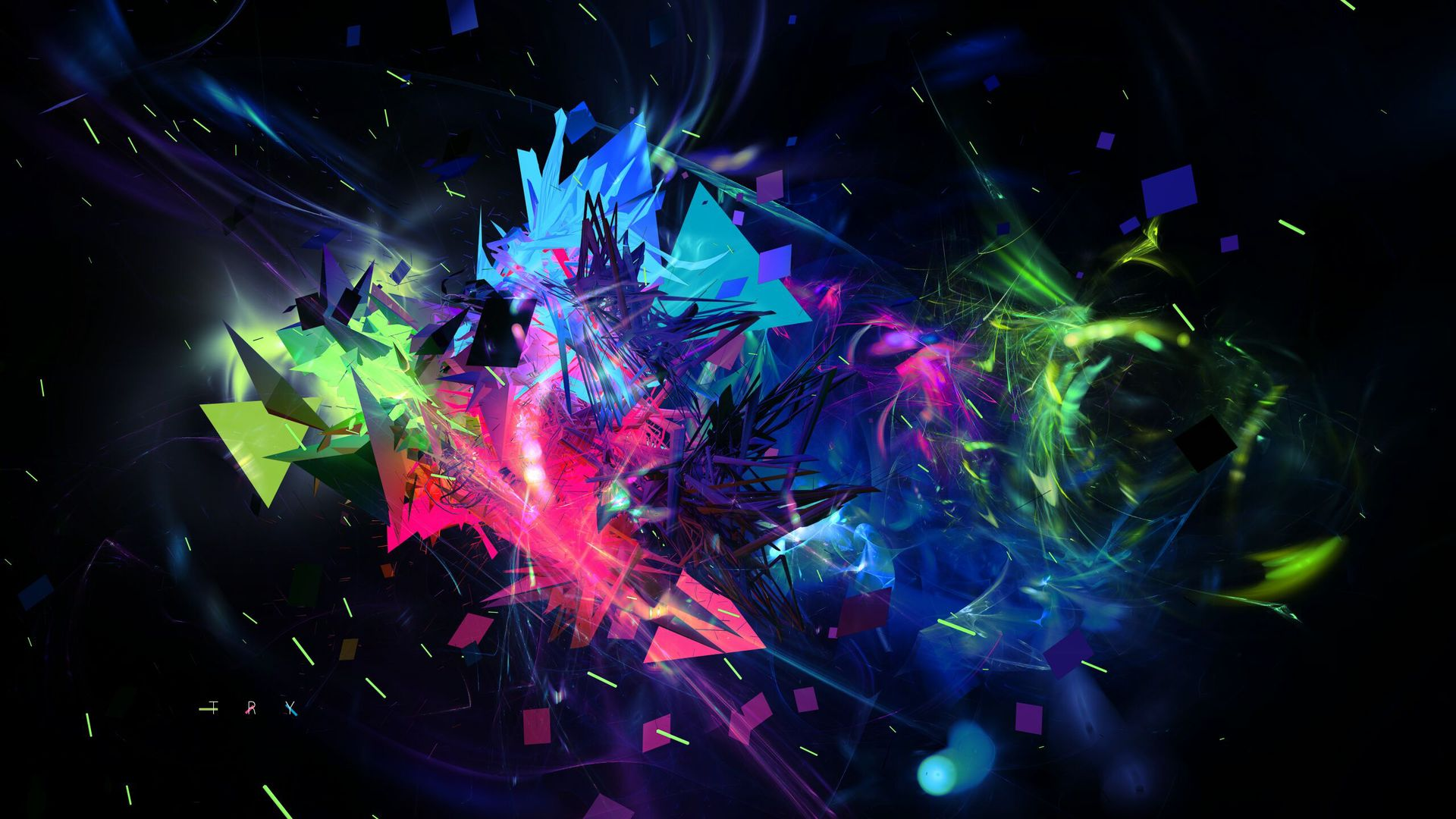 HD Wallpapers - Color Shards - Wattpad