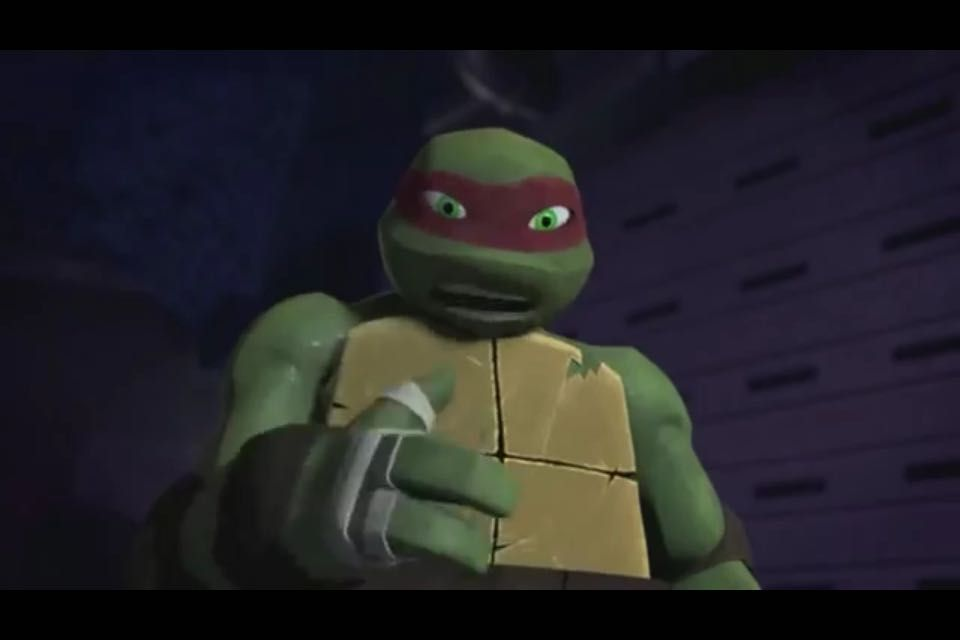 Donatello X Male Reader