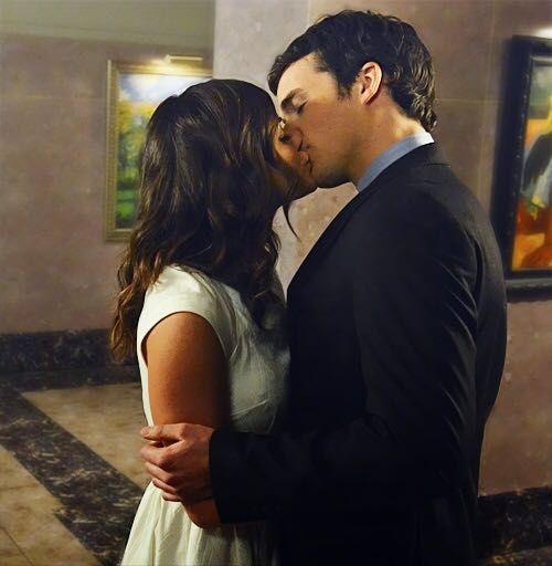er Emily og Ezra dating dating min Ex