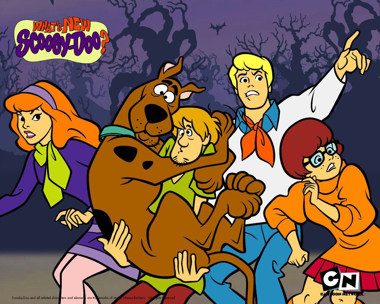 Teoria Dos Desenhos Scooby Doo Wattpad