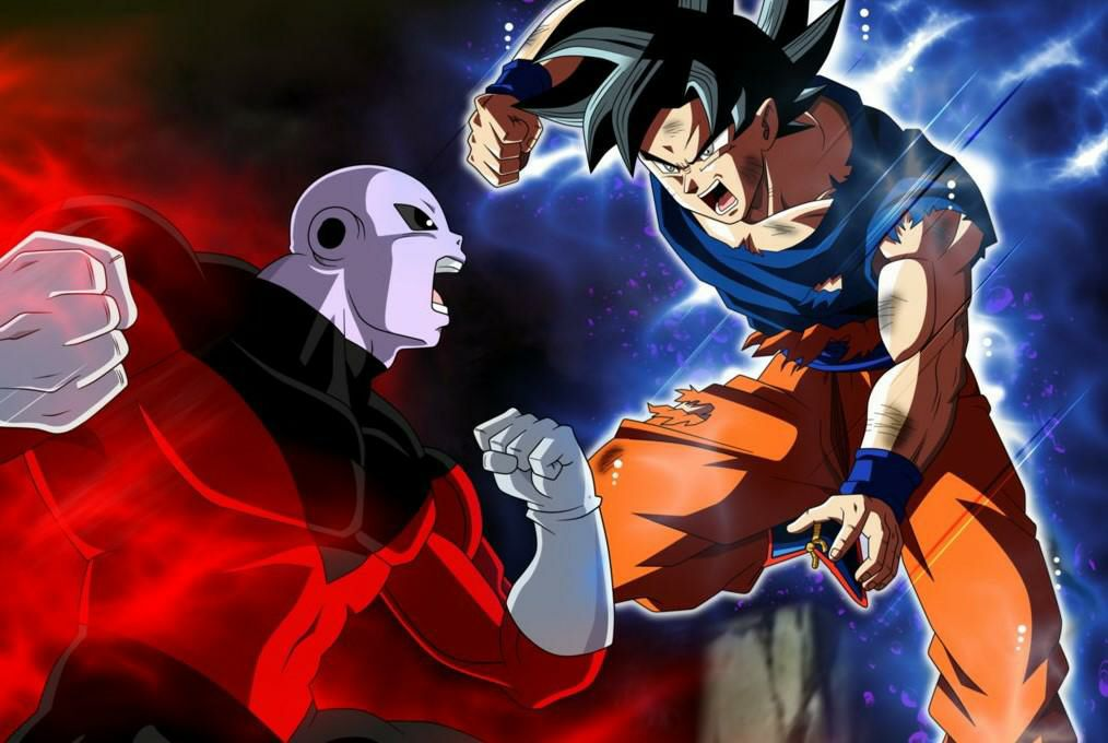Escapando Del Ultra Instinto Goku Y Tu Ultra Instinto