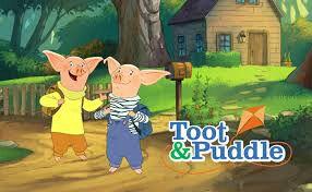 Discovery Kids Todd Puddle Wattpad