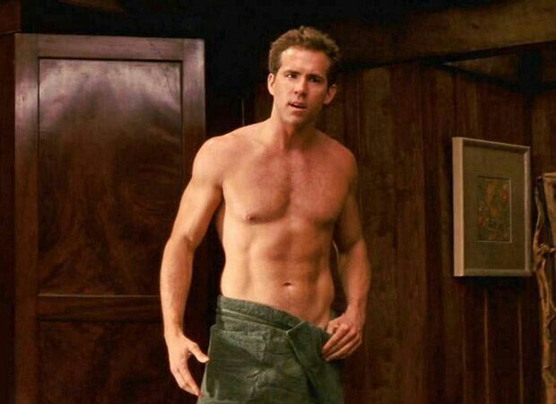 Ryan reynold sexy nude body message, matchless)))