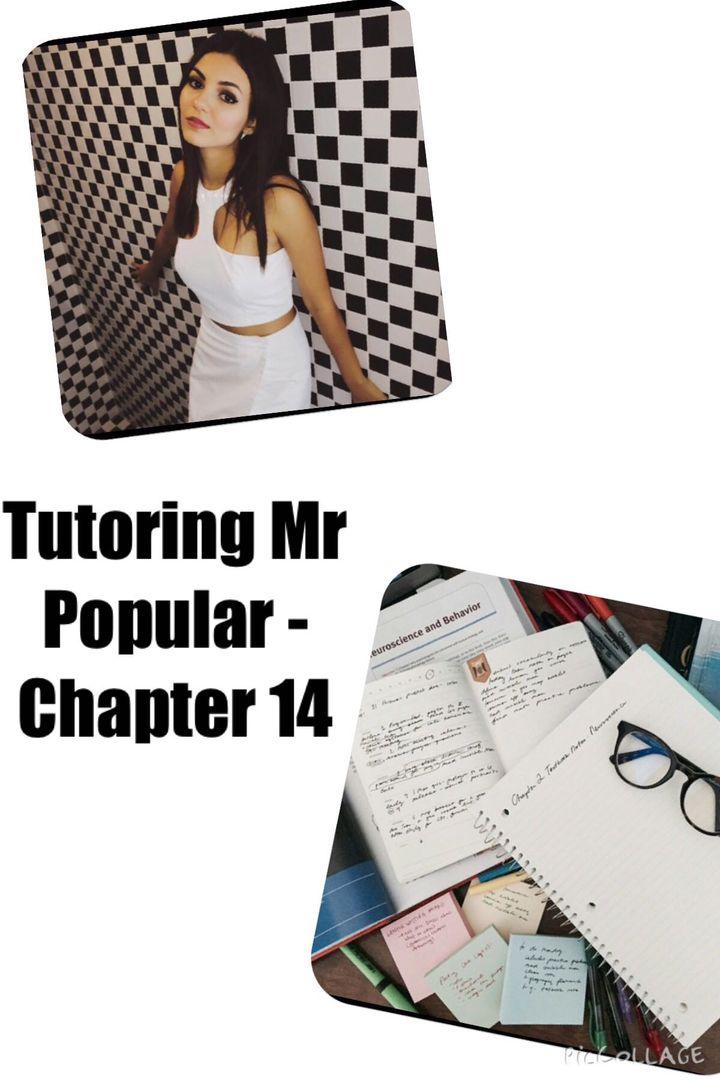 Tutoring Mr Popular - Chapter 14 - Wattpad