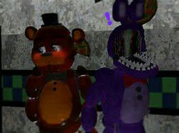 Fanfiction Ships - Withered Bonnie x Withered Freddy - Wattpad