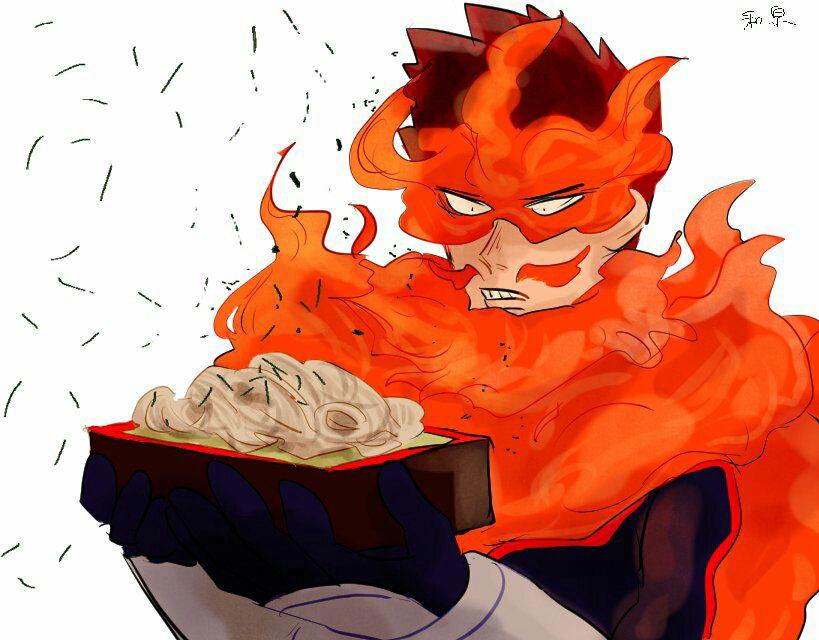 Boku No Hero Academia One-Shots ♤ - ♤ Roaring Fire ...