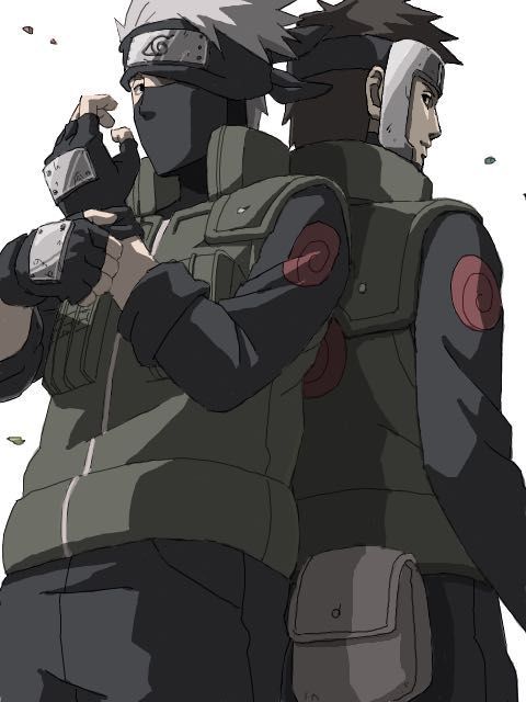Kakashi Love Story (SEASON 1) - Chapter 7: the mission ...