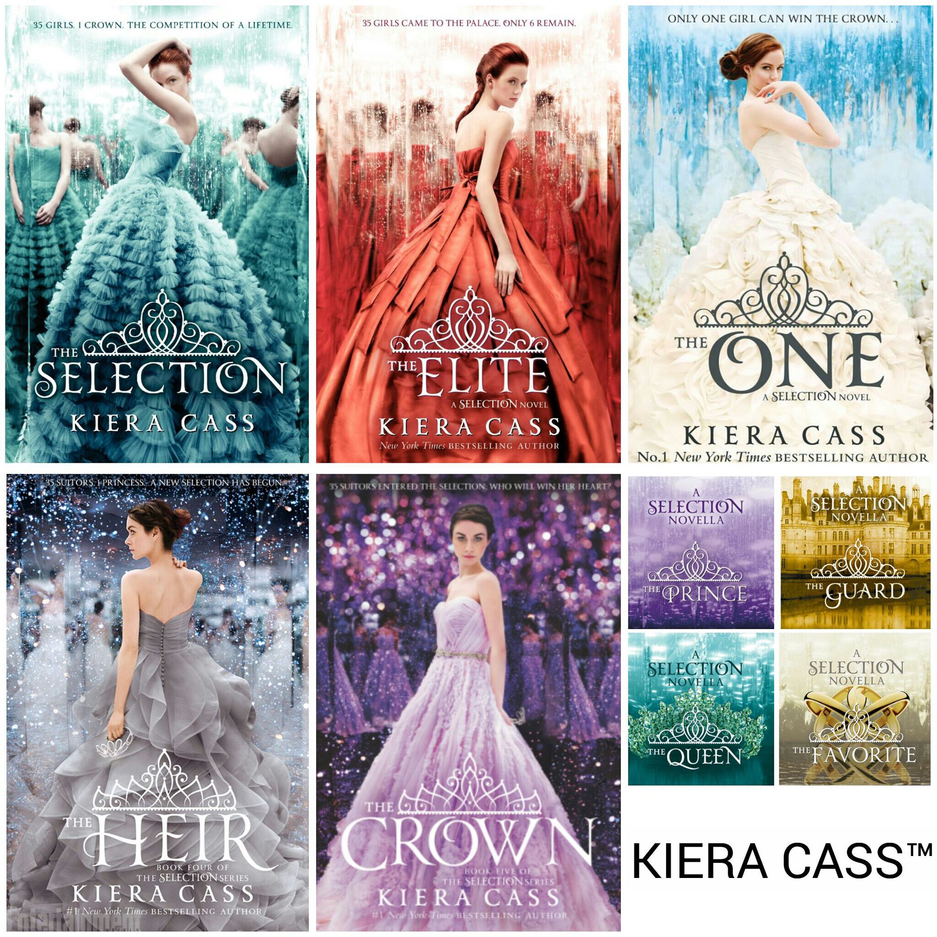 Name of Authors - AW| Kiera Cass - Wattpad