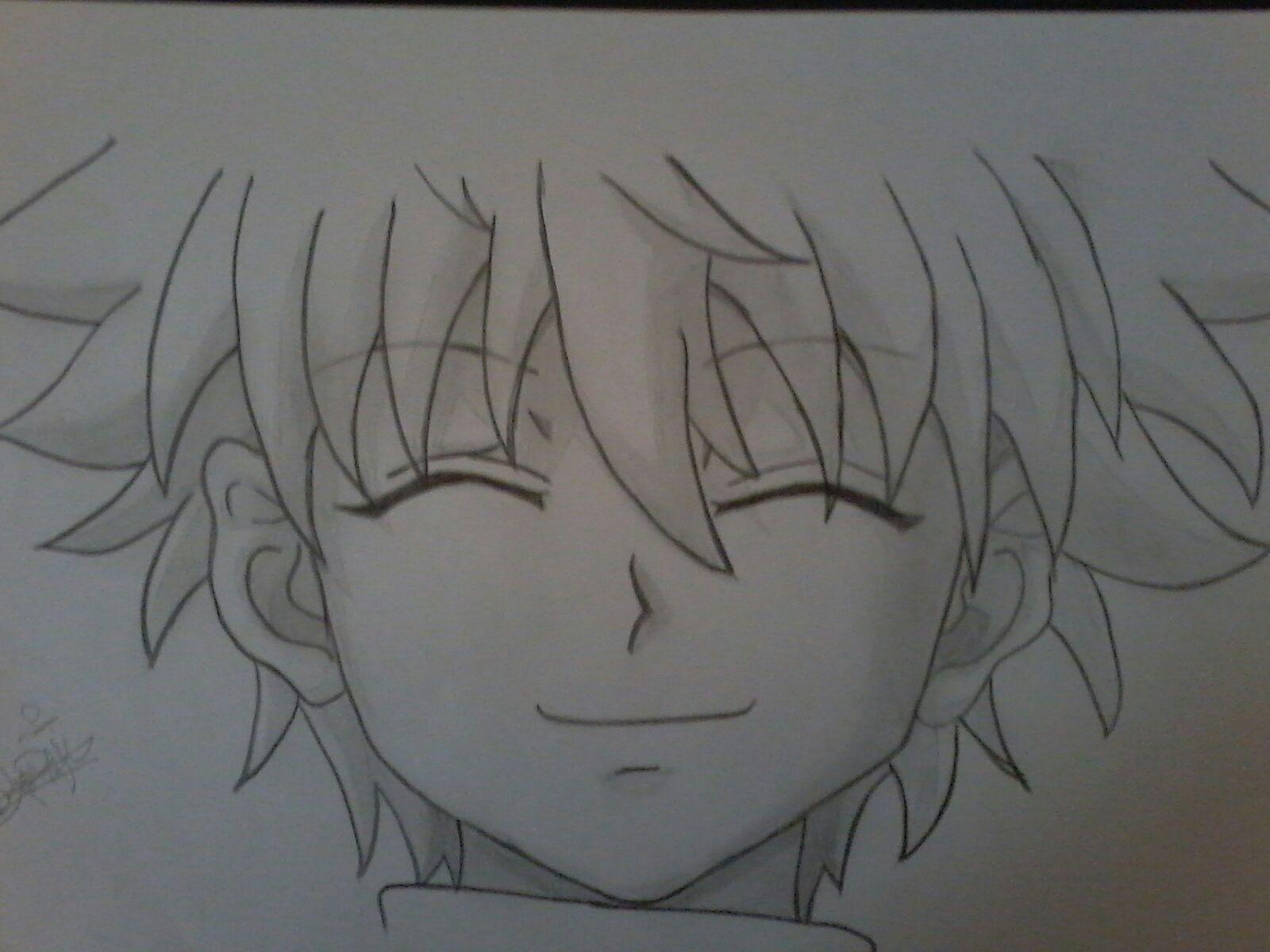 dessin manga otaku