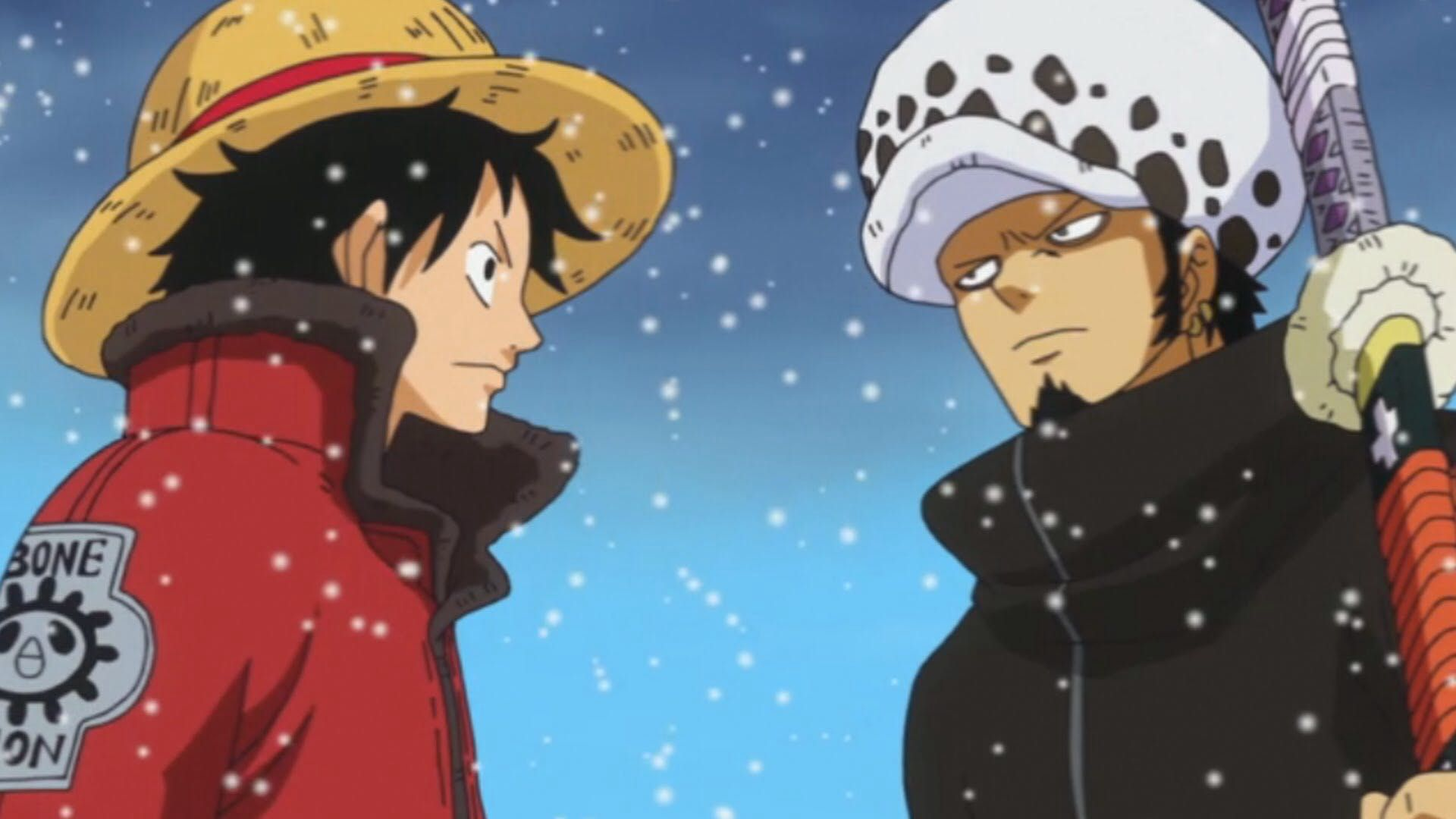 Luffy X reader one shots - Luffy x reader x Law - Captain